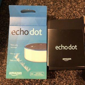 "Echo Dot ""Alexa"""